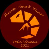 Shrmpy Award Winner